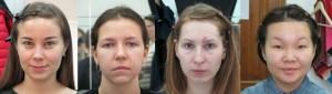 Курсы макияжа в томске, курсы визажа в томске, визажист в томске